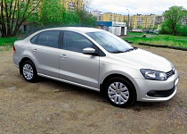 Volkswagen Polo АКПП